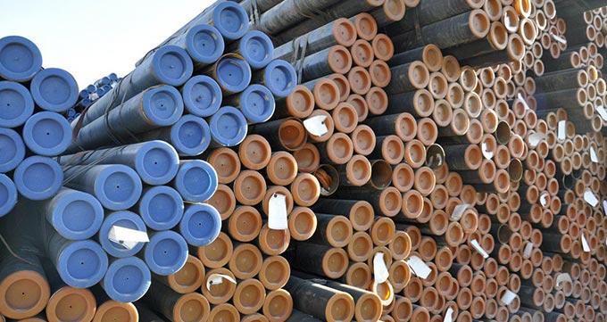 تولید صنعتی لولههای فولادی بدون درز