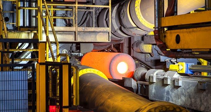 لوله فولادی در ساخت ماشینآلات