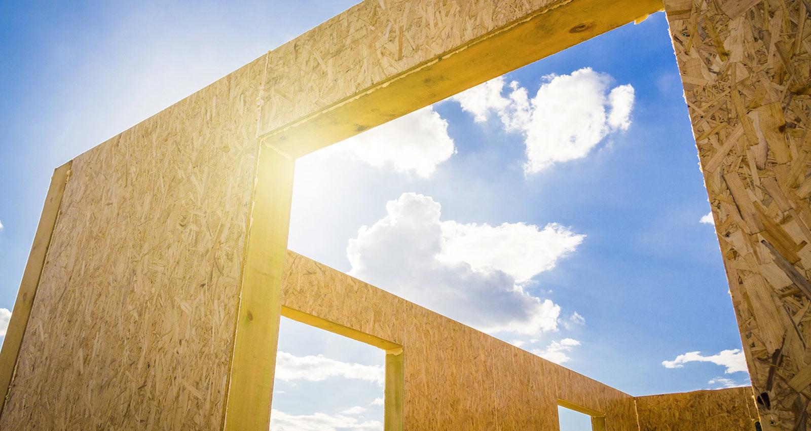 مزایای پنل عایق سازهای (SIP) در ساختمان سازی