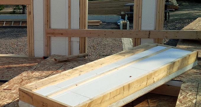 مزایای پنل عایق سازهای برای سازندگان