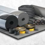 مشخصات فنی عایق الاستومری پافلکس
