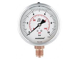 گیج فشار خشک (مانومتر) پکنز ترکیه