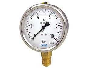 گیج فشار خشک (مانومتر) طرح ویکا