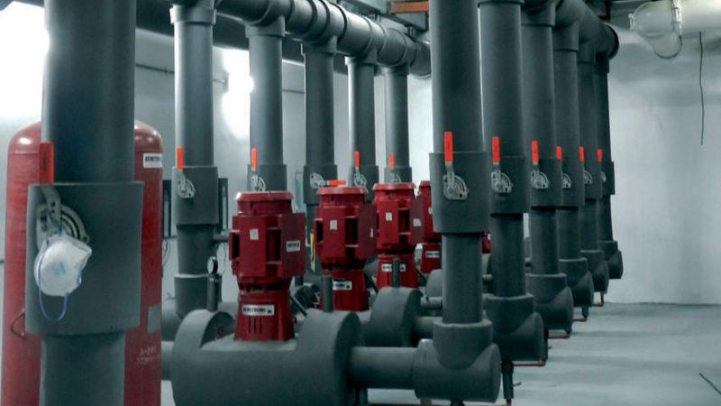عایق الاستومری برای محیطهای صنعتی