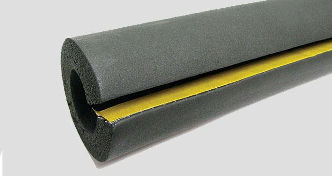 عایق الاستومری برای لولههای سرد و گرم