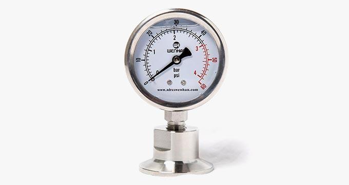 چرا استفاده از گیج فشار روغنی بهتر است؟