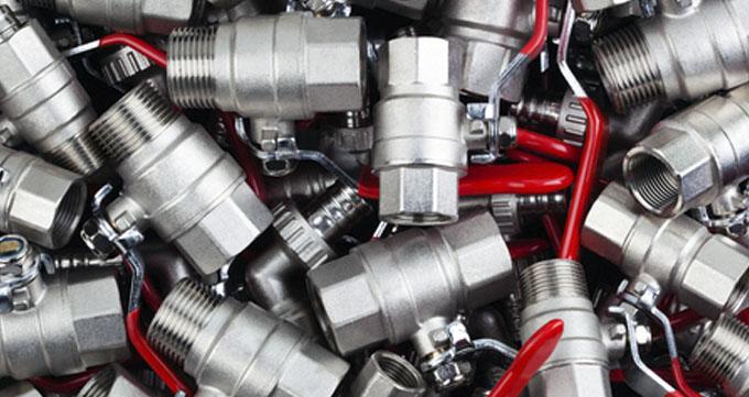 مزایا و معایب شیرآلات صنعتی - شیر توپی (Ball valve)