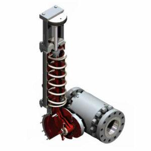 شیر کنترل دوار Becker T-Ball Anti-Surge
