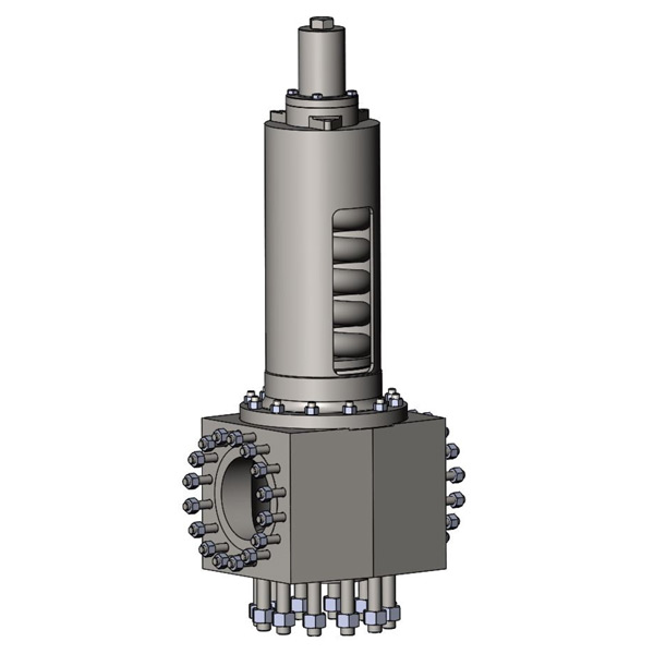 شیر اطمینان Consolidated سری 3700 Main steam