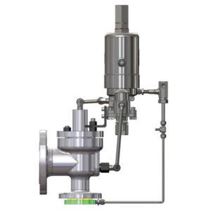 شیر اطمینان ایمنی پایلوتدار Consolidated مدل 40-2900